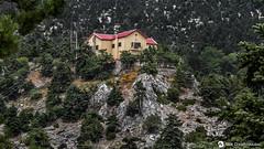Mountain shelter (nikhrist) Tags: mountain greece shelter parnitha attiki mpafi nickchristodoulou