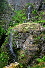 Kassel Waterfalls (scosu42) Tags: longexposure green germany waterfall stones kassel herkules