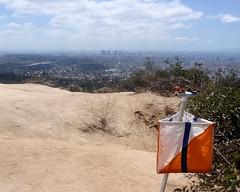 035 Downtown Los Angeles From The Hogback (saschmitz_earthlink_net) Tags: california losangeles orienteering griffithpark 2016 laoc losangelesorienteeringclub