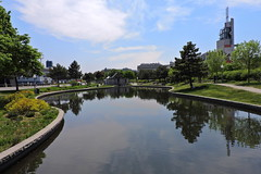 Bassin , Vieux Port/ Montral (clementlambert67) Tags: montral paysage vieuxport bassin tang