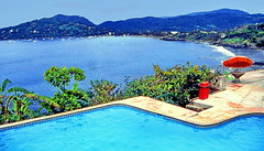 Zihuatanejo Pacific Coast (gerard eder) Tags: world ocean travel paisajes beach pool mxico strand america landscape mexico coast meer pacific north central playa exotic tropical coastline landschaft vacations vacaciones reise ozean rlaub pazijischer