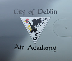 City of Deblin Air Academy (lcfcian1) Tags: city cold plane war aviation air jets planes academy iskra bruntingthorpe deblin ts11 coldwarjets ts11iskra bruntingthorpeaerodrome cityofdeblinairacademy