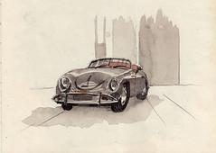 Porsche 356 Cabrio (Namtra) Tags: auto cars car porsche autos cabrio porsche356 arnohartmann uskgermany