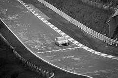 24h Rennen Nürburgring (Tup') Tags: car canon germany lens blackwhite europe body gear places rheinlandpfalz treatment nürburgring canonef70200mmf28lis 24hrennen herschbroich canon5dmarkii hedwigshöheturn