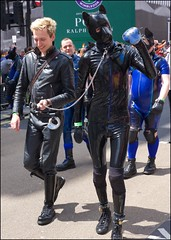 London Pride 2016 - DSCF3043a (normko) Tags: street gay dog west london leather puppy mask pride parade lgbt end regent