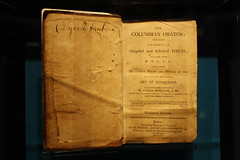 The Columbian Orator (tjean314) Tags: old public book antique memphis tennessee douglass frederick columbian orator 2016 tjean314 johnhanley allphotoscopy20052016johnhanleyallrightsreservedcontactforpermissiontouse