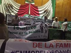 Manifestacin a favor de la familia, en Morelos (Citizen GO) Tags: familia mxico pri morelos familianatural gaymonio enmorelosyaganolafamilia