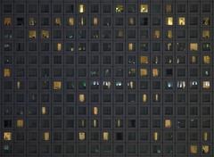 Tokyo 3982 (tokyoform) Tags: city chris windows cidade people urban japan night canon dark japanese tokyo asia ciudad un tquio   japo japon giappone citt tokio  6d jepang japn   jongkind tkyto   chrisjongkind tokyoform