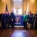 """6.29.2016 101st Infantry Regiment Flag Presentation • <a style=""""font-size:0.8em;"""" href=""""http://www.flickr.com/photos/28232089@N04/27387677993/"""" target=""""_blank"""">View on Flickr</a>"""