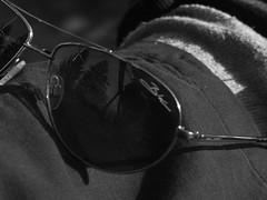 Sonnenbrille (sebastian.seipp) Tags: minolta dimage a200 greyscale