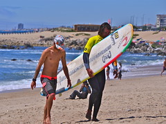 WSL Longboard Pro Surf Competition June 2016 - Gaia, Portugal (sweetpeapolly2012) Tags: sea hot beach portugal water sand surf waves surfer sunny surfing surfboard longboard surfers gaia wetsuits surfmachine longboarders longboarder prosurf