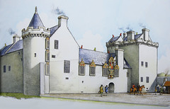 Edzell Castle (2) (arjayempee) Tags: castle scotland angus fortress reconstruction towerhouse northesk forfarshire edzellcastle glenesk earlofcrawford lindsayofedzell courtyardcastle mounthpasses edzellcastlegardens av6a5404d stirlingofglenesk baronyofglenesk