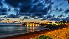 Long EX Sunset (gori_gianmarco) Tags: life longexposure travel sunset sea summer happy nikon tramonto live calabria sunsetsea nikonlens seasunset nikonforever summer2016