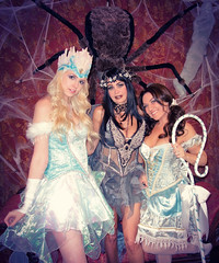 Snow Queen (kristin1228) Tags: snow sexy ice halloween costume queen confidential incharacter