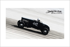 racing car Ford  Pendine beach (Emmanuel DEPARIS) Tags: uk hot beach car race sand nikon track meeting rod pe emmanuel d500 pendine deparis