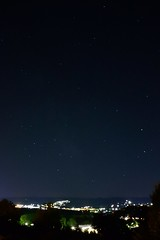 Sous les astres (Lady Happiness) Tags: isre toiles nuit ciel sky stars night lisledabeau