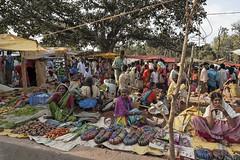 Chilpi market - Chhattisgarh  India (wietsej) Tags: india rural minolta market tribal sigma1224mmf4556exdgasphsm chhattisgarh minoltadynax7 chilpi konicaminoltamaxxum7digital