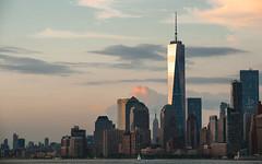 Optic Photo Cruise June 6, 2016 (dansshots) Tags: nyc newyorkcity architecture downtown worldtradecenter financialdistrict hudsonriver wtc circleline lowermanhattan bh optic 70200mm nycarchitecture photocruise 1wtc nikond3 oneworldtrade architectureofnewyorkcity dansshots