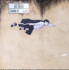 Super boy (D11 Urbano) Tags: boy art girl poster stencil arte venezuela nios caracas urbano venezolano arteurbano d11 losgalpones streetartvenezuela artvenezuela d11streetart arteurbanovenezuela d11art d11urbano