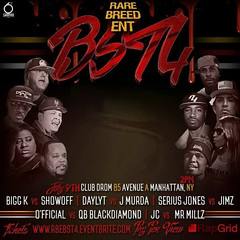 INSIGHT  R.B.E: JC VS. MR MILLS... (battledomination) Tags: t one big freestyle king mr ultimate pat domination clips battle dot charlie jc hiphop vs rap lush mills smack trex league stay insight mook rapping murda battles rone the conceited  charron saurus rbe arsonal kotd dizaster filmon battledomination