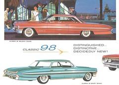 1961 Oldsmobile (Hugo90-) Tags: ads advertising 98 catalog brochure 1961 olds oldsmobile ninetyeight