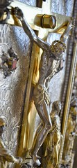 Posh Bible (saddy_85) Tags: old italy sun vatican rome history book design nikon paint pretty pattern shine sunny carve bible romans ceiloing d5100