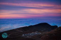 Haleakala Crater Sunset (brandon.vincent) Tags: sunset island volcano hawaii maui haleakala crater