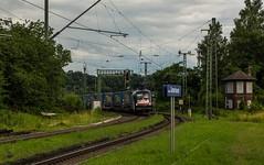 0061_2016_06_30_Baunatal_Guntershausen_MRCEdispolok_ES_64_U2_-_066_DISPO_6182_566_mit_LKW_Walter_KV_Kassel (ruhrpott.sprinter) Tags: railroad 120 train germany logo ic hessen diesel outdoor ballon meg natur eisenbahn rail zug can db cargo 101 nrw passenger fret gelsenkirchen ruhrgebiet freight heb locomotives rbk skl 928 185 152 lokomotive 146 rt5 sprinter ruhrpott r5 gter 0427 0429 6193 r9 rumpelstilzchen nvv 946 eloc 6156 6139 6182 6189 geutschland 0452 euroexpress reisezug kurhessenbahn rpool baunatal inselbahnhof es64u2 guntershausen ellok re30 mrcedispolok es64f4 re98 marienkind radve