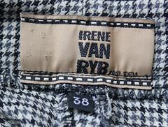 Griffe Irene Van Ryb pour Idem. (Anne-Christelle) Tags: griffe etiquette marque brand irene van ryb mode fashion