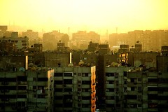 The yellow fog (AlessandroDM) Tags: egypt cairo egitto