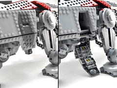 AT-TE32 (clebsmith) Tags: starwars lego walker