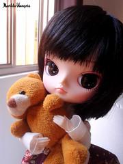 Teddynho  ( MarildaHungria ) Tags: anna cute love doll teddy adorable dal groove lovely pooka puki