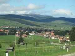 Town and hills, Sjenica, Serbia (Paul McClure DC) Tags: architecture scenery serbia balkans srbija peter sjenica sandak may2016