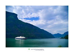 Fjords of Norway (Sanil Photography [800K views]) Tags: mountains nature water norway photography flam sanil fyords