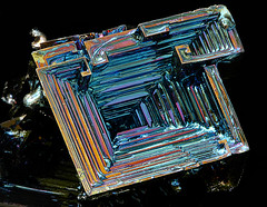 Bismuth (arbyreed) Tags: arbyreed macromondays periodictable bismuth element metal colorful close closeup