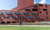Concergebouw Brugge (Przemek Turlej) Tags: architecture arquitectura nikon belgium belgique belgie brugge sigma architektur bruges 1020mm concerthall concertgebouw uwa mimoa contemporaryarchitecture brugia ultrawidelens robbrechtendaem d7000 szerokikąt archdaily archporn architekturawspółczesna przemyslawturlej turlej