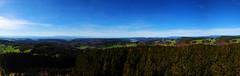 Schwarzwald (x_hanni) Tags: blue panorama nature nikon natur blau schwarzwald blackforrest totalphoto d300s