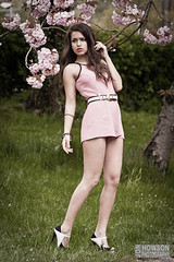 20130517_EmmaMowMow_0006.jpg (Jon W. Howson) Tags: uk flowers england woman girl lady female spring model jon dress south sheffield yorkshire may southyorkshire totley howson jowaho