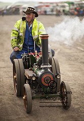 Steam Engine - Errol Airfield  Tayside Scotland (Magdalen Green Photography) Tags: vintage scotland dundee scottish tayside steamrally vintagesteamrally stationaryengines 0881 precisionengineering steamvehicles iaingordon magdalengreenphotography errolairfield scottishtractionenginesociety