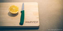 111 (Bo Ismono) Tags: wood kitchen lemon fuji juice board hamburg harvest knife cutting postproduction xe1 neatly vsco thingsorganizedneatly