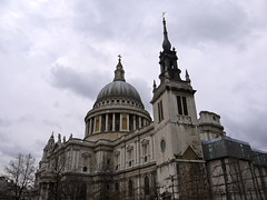 St. Augustine Watling Street Church (A.Nilssen Photography) Tags: street greatbritain travel england london church cathedral stpauls staugustine watling 2013