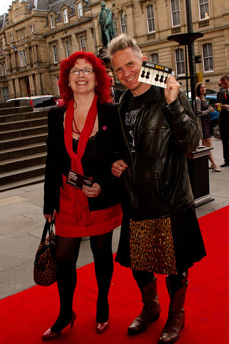 Opening Night party for the 67th Edinburgh International Film festival