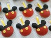 chaveiros Mickey (ArtesaNá) Tags: mickey minnie feltro lembrancinhas chaveiros
