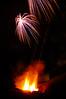 Fort #1 Lévis 2007_3 (fredlabelle) Tags: fireworks pyrotechnics pyros lévis fiatlux gfa feuxdartifices gfapyro