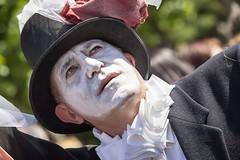 Magiche Figure (Gabriele Rodriquez 2 million thanks) Tags: carnival italy portraits canon mask masks carnevale ritratti maschere lunaphoto sanfelicesulpanaro canonef7020028 portraitsdumonde gabrielerodriquez potd:country=it