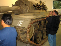 "M48A4 Magach 3 (2) • <a style=""font-size:0.8em;"" href=""http://www.flickr.com/photos/81723459@N04/9326115681/"" target=""_blank"">View on Flickr</a>"