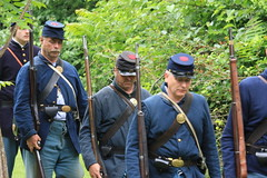 IMG_1319 (temeraire06) Tags: civilwar goosecreek reenactors loudouncounty upperville loudounvalley gettysburgprelude companyc20thmaine