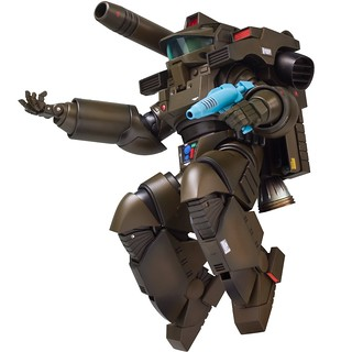 千值鍊 × T-REX 宇宙の戦士:1/16 機動歩兵