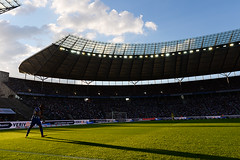Hertha Berlin v Hamburger SV (toksuede) Tags: berlin sports sport germany deutschland foot football nikon fussball soccer hamburg v hamburger deporte futbol sv calcio bundesliga hertha 2014 d4 2013