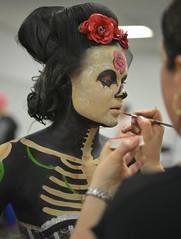 NZ Body Art (Peter Jennings 35 Million+ views) Tags: art paint body circus centre uv bruce mason peter auckland nz bodyart showcase jennings the 2013